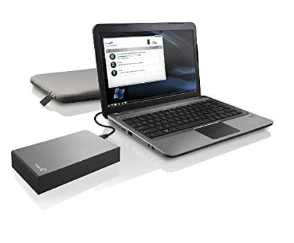 Seagate Expansion (STBV5000100) 5TB USB 3.0 External Hard Drive