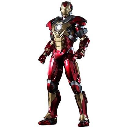 【ムービー・マスターピース】 『アイアンマン3』 1/6スケールフィギュア アイアンマン・マーク17 (ハートブレイカー) (2次出荷分)