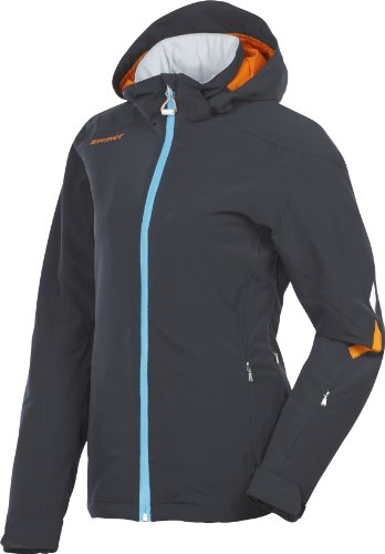 Ziener Damen Jacke Tanica Women's (Jacket Ski), Black, 38, 134104