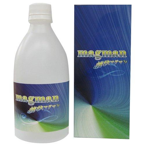 液状マグマン500g 中山栄基先生開発BIE野生植物ミネラルマグマン溶液