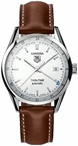 TAG Heuer Carrera GMT Automatic Mens Watch WV2116.FC6203