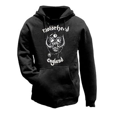 Motörhead - England Hoodie
