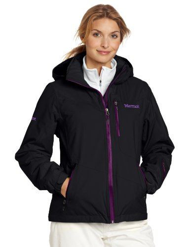 Marmot Women's Arcs Jacket, Black, Large