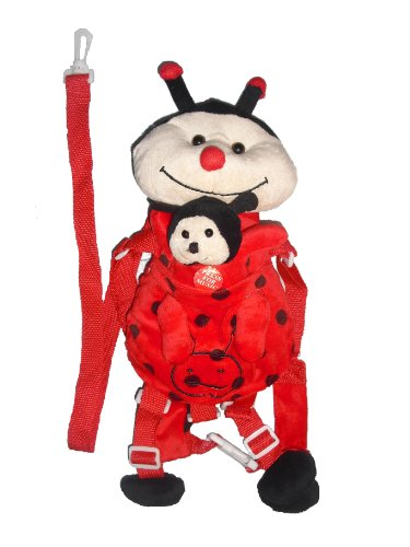 Ladybug Harness Child Safety Leash