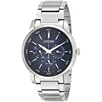 Citizen Eco-Drive Multi-Function stainless Steel Men's Watch