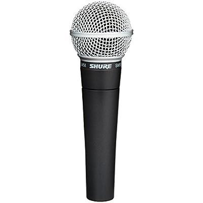 SHURE SM58-LCE ダイナミックマイクロフォン 【国内正規品】