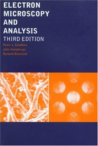Electron Microscopy And Analysis