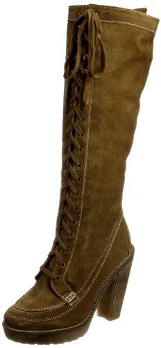 Bertie Women's Gorse Camel Boots A11L/Su82/Hbc0174 3 UK