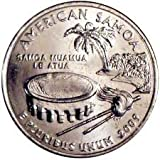 2009-D Uncirculated American Samoa quarter