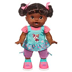 Baby Wanna Walk African American Doll
