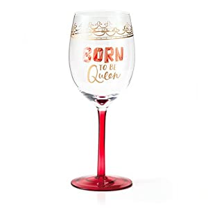 hand painted wine glasses hallmark. Black Bedroom Furniture Sets. Home Design Ideas