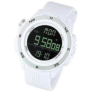 [ラドウェザー]腕時計 ドイツ製センサー 高度計/気圧計/温度計/天気予測 アウトドア デジタルコンパス 登山 スポーツ時計