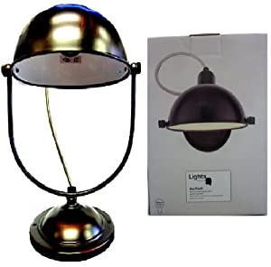 Copper Effect Wall Lights : HERTFORD BLACK BRUSHED COPPER EFFECT PAINTED WALL LIGHT LAMP B&Q CLEARANCE 2168: Amazon.co.uk ...