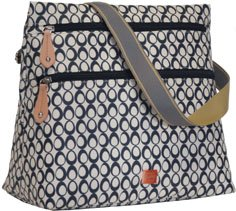 PacaPod baby changing bag - Jura Navy from PacaPod
