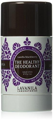 Lavanila The Healthy Deodorant, Vanilla Blackberry, 2 Ounce 2 Ounce Blackberry
