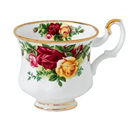Royal Albert Old Country Roses 4-ounce Espresso Cup by Royal Albert