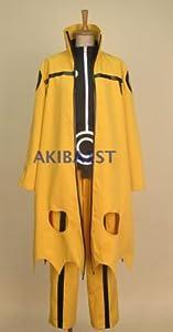 Naruto Uzumaki Nine-Tails Bijuu Mode Naruto Shippuden Costume cosplay MINATO email us size