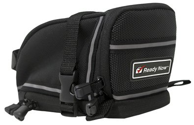 Ready Now Expandable Under Seat Bike Bag
