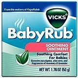 Vicks Babyrub Soothing Ointment 1.76 oz