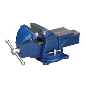 Wilton 11106 Wilton Bench Vise Jaw Width 6 Inch Jaw Opening 6 Inch Bench Clamps