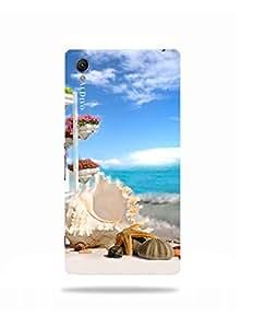 alDivo Premium Quality Printed Mobile Back Cover For Sony Xperia Z1 / Sony Xperia Z1 Printed Back Cover (MKD402)