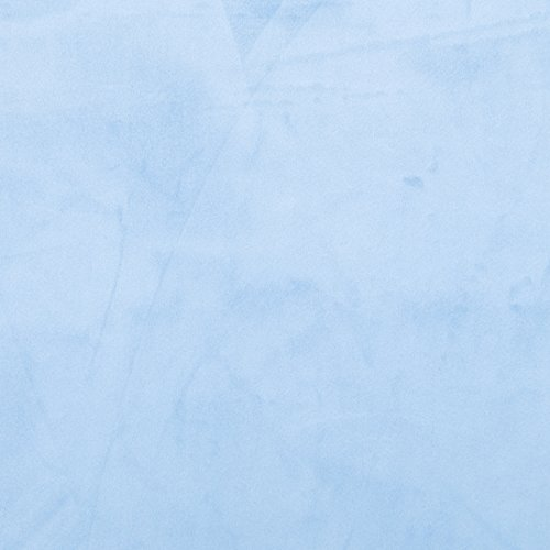 Light Blue Minky Fabric Soft Cuddle Sold By The Yard front-642947