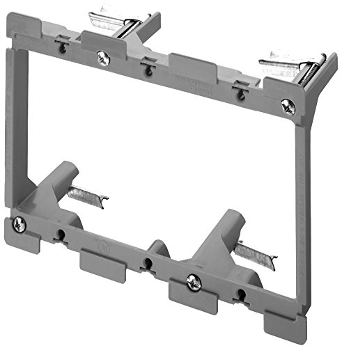 OnQ-Legrand-AC101003-3Gang-Low-Voltage-Bracket-Retrofit