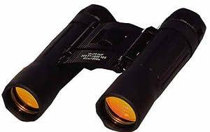 Lightweight 10x25 Pocket Binoculars + Case