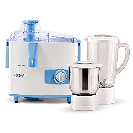 Eveready Dynamo Dx 450W Juicer Mixer Grinder (2 Jars) Image