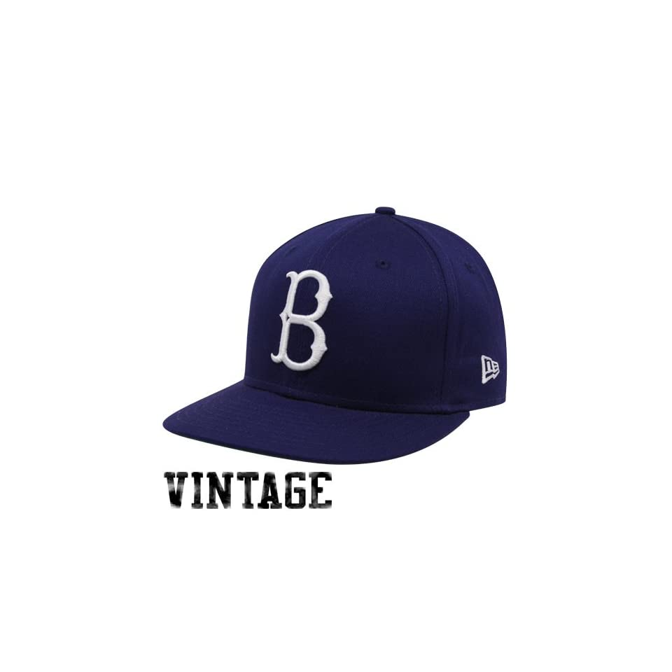 789acc4266f New Era Brooklyn Dodgers Royal Blue Back In The Day 2 9FIFTY Snapback  Adjustable Hat