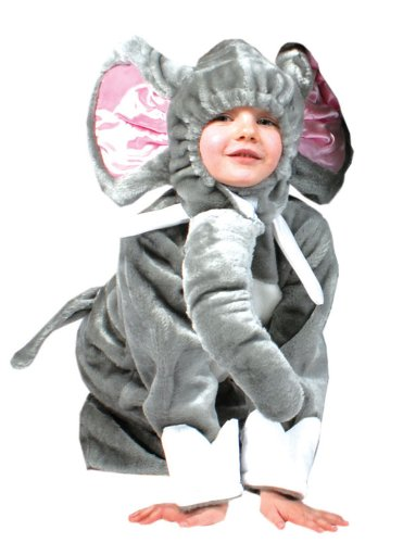Toddler and Kids Elephant Costume - Toddler