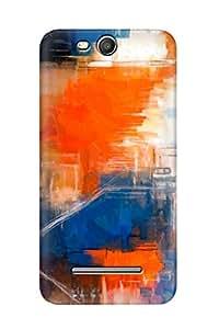 ZAPCASE Printed Back Case for Micromax Juice 3 Plus Q394
