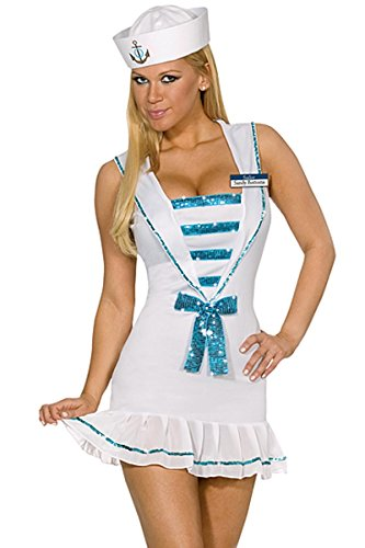 Shore Thing Sailor Costume