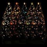 クリスマスツリー180cm【180cmファイバー付きゴージャスクリスマスツリー】