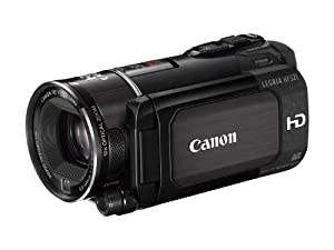 Canon LEGRIA HF S21 AVCHD-Camcorder (Dual-Flash-Memory, 10-fach opt. Zoom, 8,8 cm (3,5 Zoll) Display) schwarz