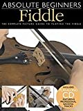 Absolute Beginners for Fiddle - Book and CD Package