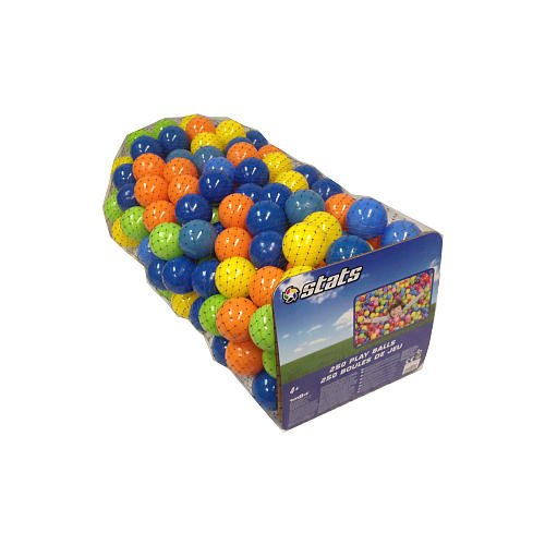 Stats Play Balls 250Piece front-1005372