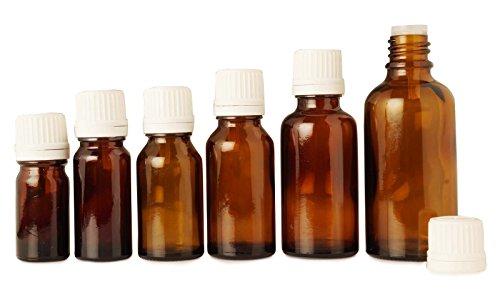 15 ml bouteilles de sérum verre ambré euro-gouttes gros boston falsification évidente ronde des bouteilles à bouchon beaucoup d'huile d'aromathérapie de 12 bouteille vide