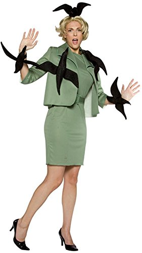 Adult When Birds Attack Costume Size: Standard 6-10