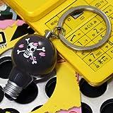 静電気除去!光る電球型マスコットキーホルダー(ワンピース/チョッパー)