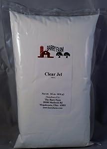 Clear Jel, 1 lb.