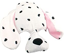 Unisex Animal Cospaly Masquerade Party Dalmatian Dog Half Disguise Face Mask Uk from Bristol Novelty