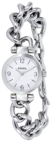 Fossil Silver Coloured Ladies Watch - ES2649
