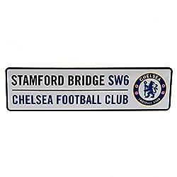 Chelsea F.C. Window Sign