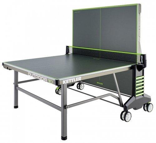 Kettler - Ping Pong DA ESTERNO Tennis Tavolo Linea Classic Verde/grigio OUTDOOR 10 - 7178-950