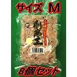 冷凍エサ オキアミ 刺魔王 M 沖アミブロック 8個セット