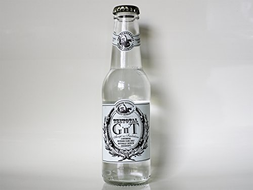 The Temperance Spirit Company discount duty free Teetotal G'n'T - Alcohol Free GnT Made From Natural Ingredients