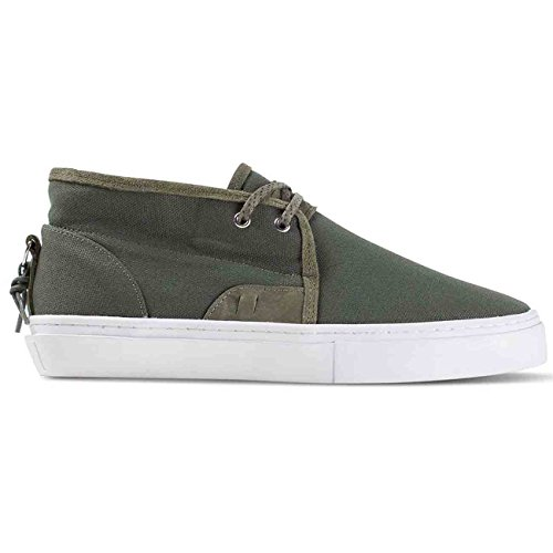 Clear Weather Lakota Green Canvas Size 9.5 US