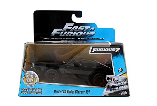 Fast Furious 7 Dom's Dodge Charger R/T Off Road 1:32 Scale