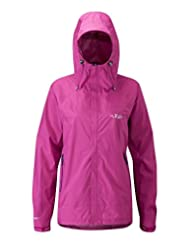 Rab Fuse Jacket Womens [RAB024-PEONY-08]